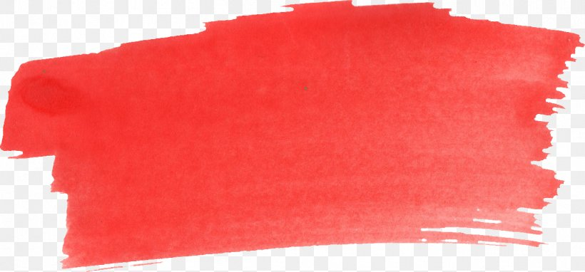 Red Brush Watercolor Painting Png 1311x611px Red Blue Brush Burgundy Color Download Free