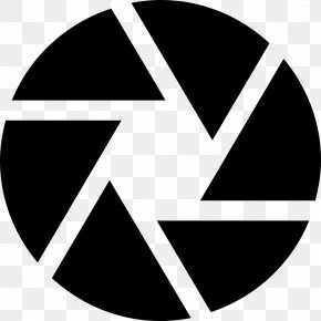 Aperture Vector - Aperture Diaphragm Symbol PNG