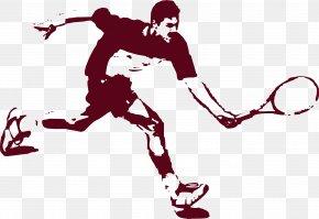 Badminton Players - Badminton Racket Athlete PNG