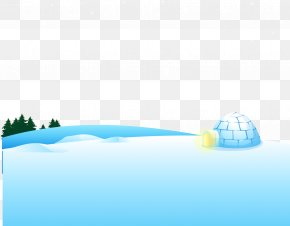 Vector Winter Background Factors Posters - Euclidean Vector Poster PNG