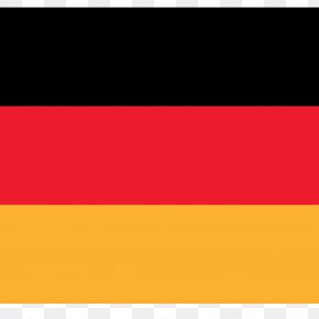 Flag Of Germany - Flag Of Germany Clip Art PNG