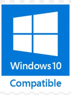 Windows 10 Dvd Cover - Windows 10 Microsoft Windows Logo Windows 8 Computer Software PNG