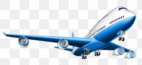 Planes - Airplane Flight Air Travel Clip Art PNG