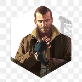 Game Gta Iv - Human Behavior Thumb Vision Care Gentleman PNG