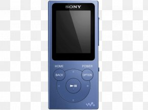 Sony - IPod Touch Digital Audio Walkman MP3 Player Sony PNG