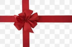 Gift - Gift Card Voucher Ribbon Christmas PNG