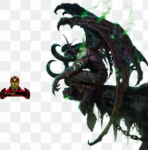 World Of Warcraft - World Of Warcraft: Legion World Of Warcraft: The Burning Crusade Illidan: World Of Warcraft Gul'dan Illidan Stormrage PNG