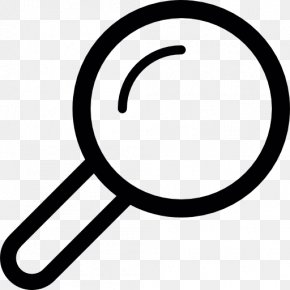 Magnifying Glass - Magnifying Glass Icon Design Clip Art PNG