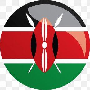 Scorecard - Flag Of Kenya Clip Art PNG