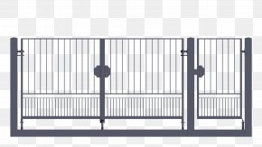 Gate - Gate Wrought Iron Stainless Steel Door PNG