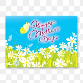 Mother Card - Mother's Day Greeting & Note Cards Gift PNG