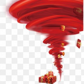 Gifts Storm - Storm Tornado Gift PNG