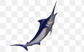 3d Animals Marine Creative - Swordfish Marlin 3D Computer Graphics PNG
