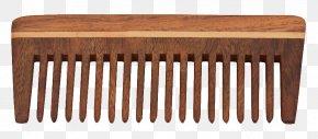 Wooden Comb - Comb Gyu-Kaku Wood PNG