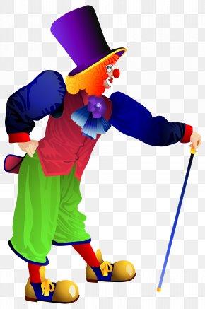 Clown Transparent Clip Art Image - Clown Clip Art PNG