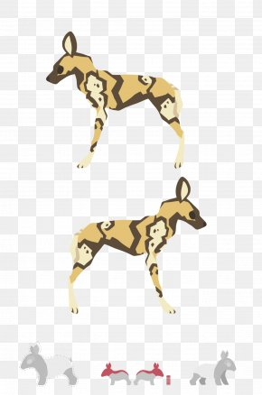 Wild Dog - Italian Greyhound African Wild Dog Chef Animal PNG