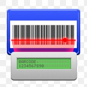Barcode - Barcode Scanners QR Code Image Scanner PNG