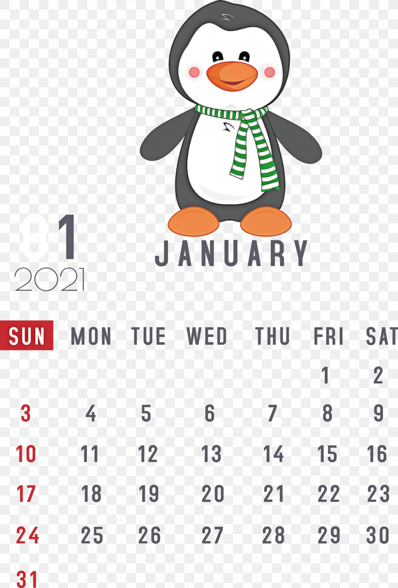 January 2021 Printable Calendar January Calendar, PNG, 2030x3000px, 2021 Calendar, January, Calendar System, Calendar Year, December Download Free