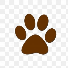 Paw - Dog Cat Paw Clip Art PNG