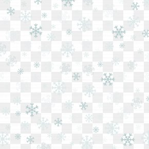 Beautiful Blue Snowflake - Blue Snowflake PNG