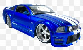 Car Toy - Model Car Ford Mustang Toy PNG