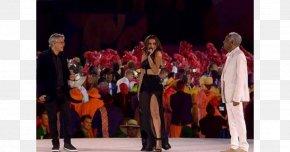 ANITTA - 2016 Summer Olympics Opening Ceremony Rio De Janeiro Famosidades Performance Art PNG