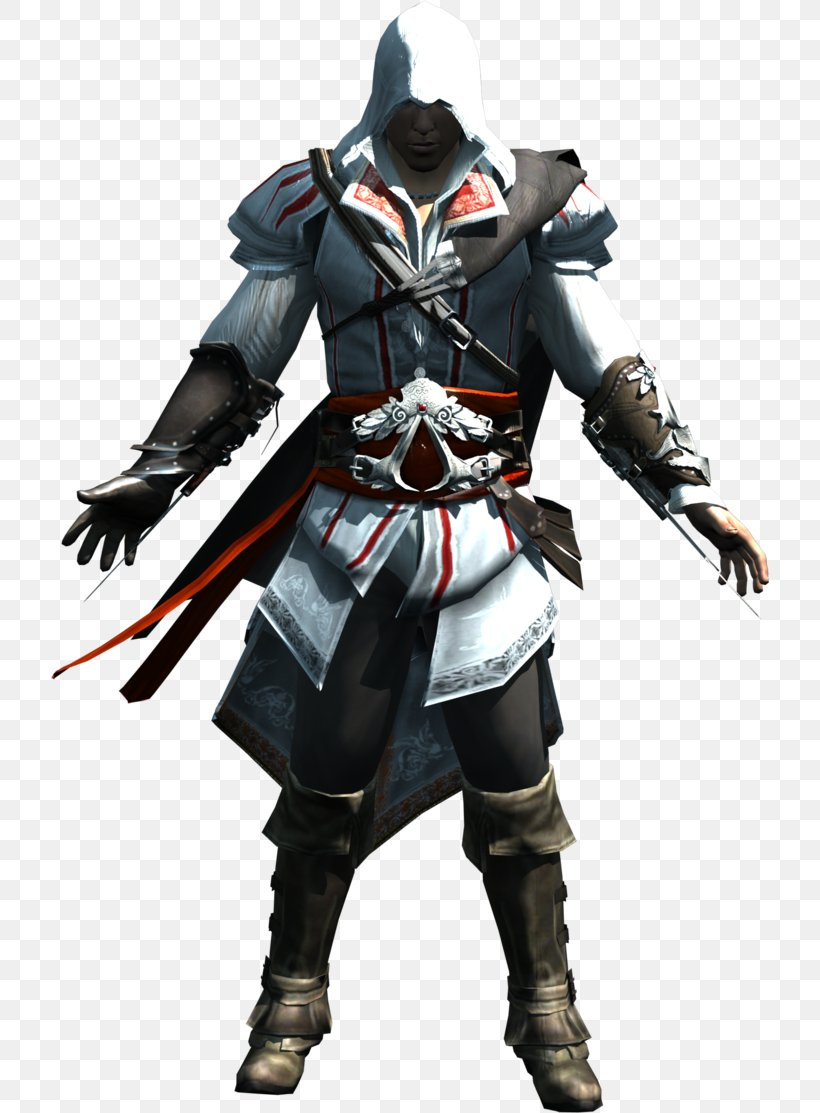 Assassins Creed II Assassins Creed: Altaxefrs Chronicles Ezio Auditore Da Firenze, PNG, 718x1113px, Assassins Creed Ii, Action Figure, Adventurer, Armour, Assassins Creed Download Free