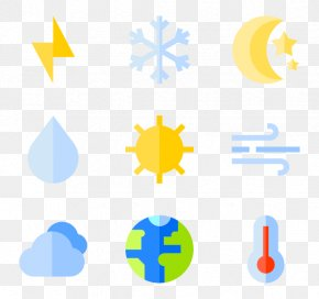 Weather - Weather Flat Design Clip Art PNG