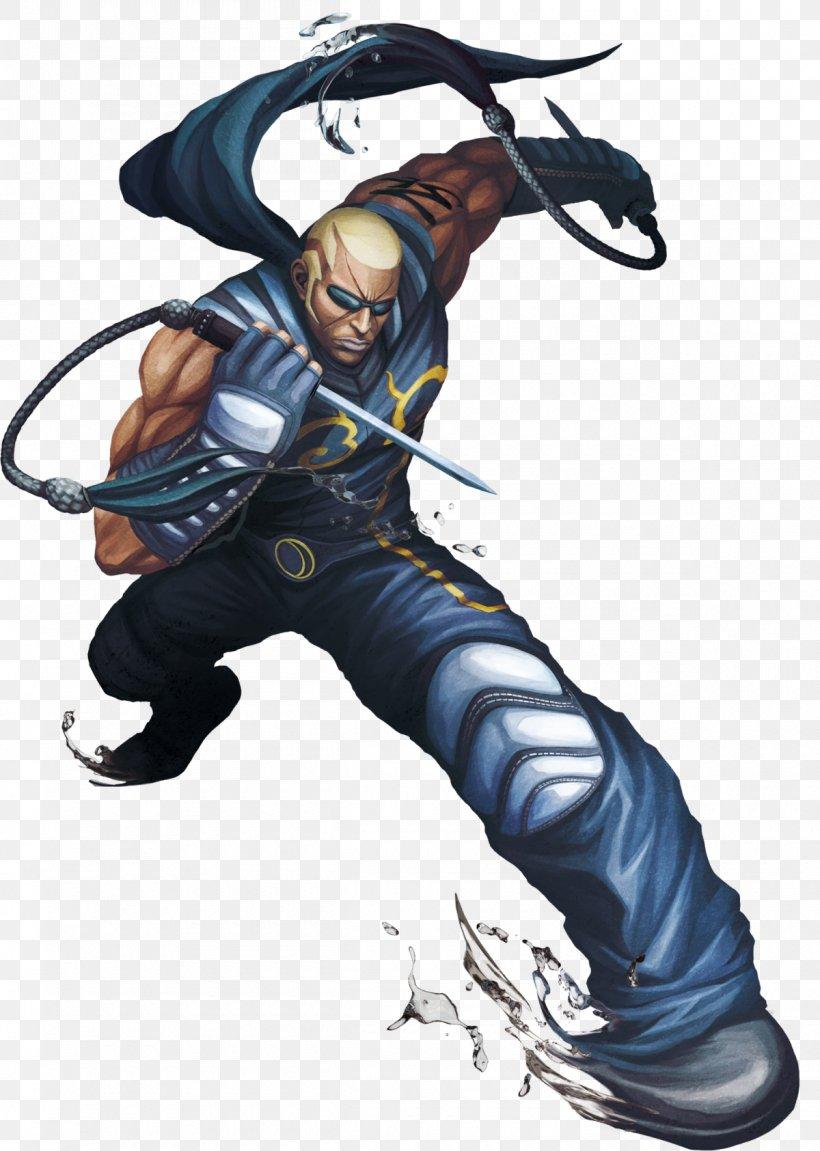 Street Fighter X Tekken Raven Tekken 5 Heihachi Mishima Jin Kazama