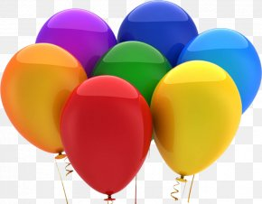 Balon - Balloon Birthday Party Gift Business PNG