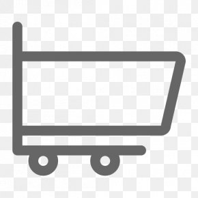 Computer Monitor Accessory Vehicle - Shopping Cart PNG