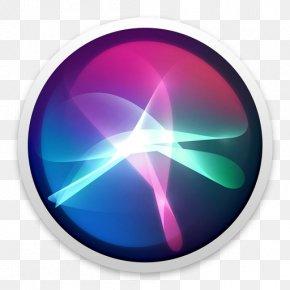Apple - Siri Apple IOS 11 IPhone PNG