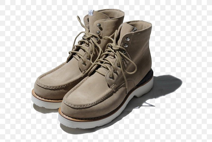 Boot Shoe Visvim Sneakers Toe, PNG, 600x550px, Boot, Beige, Brown, Dvd, Fashion Download Free