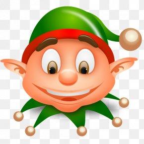 Elf Picture - Christmas Elf Santa Claus Clip Art PNG