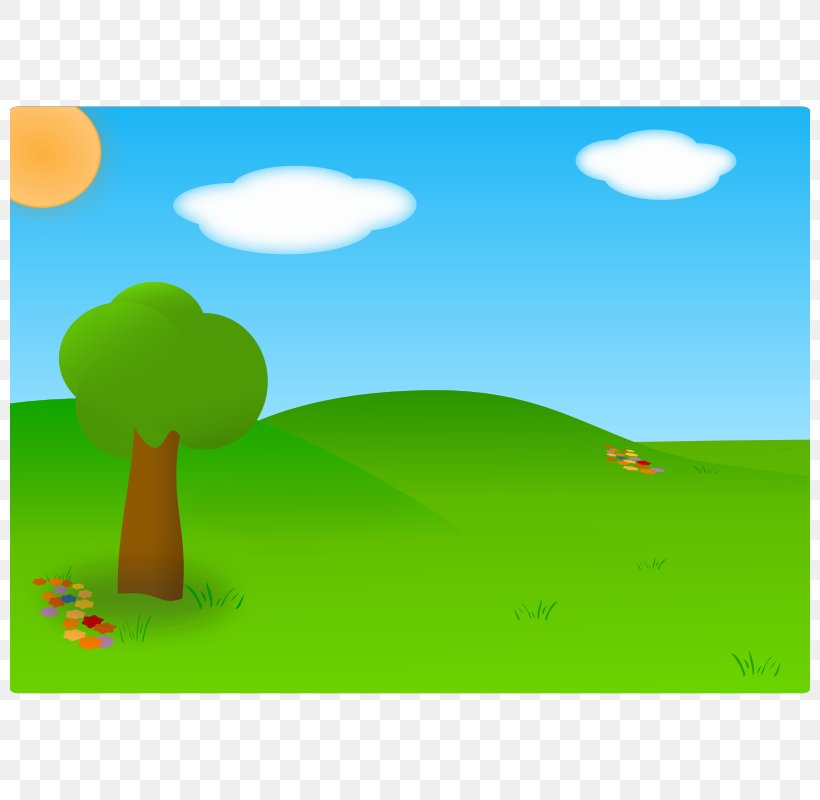 Afternoon Clip Art