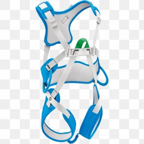 Child - Climbing Harnesses Petzl Harnais Rock-climbing Equipment PNG