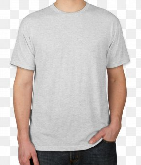T-shirt - Long-sleeved T-shirt Long-sleeved T-shirt White PNG