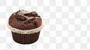 Muffin - Muffin Chocolate Cake Cupcake Dessert PNG