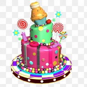 Layer Cake - Birthday Cake Layer Cake Sugar Cake Torte PNG