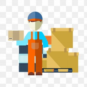 Vector Illustration Courier Delivery Work Flat - Photography Delivery Royalty-free Euclidean Vector PNG