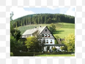 House - Haus Berghoff Manor House Villa In Der Ecke PNG