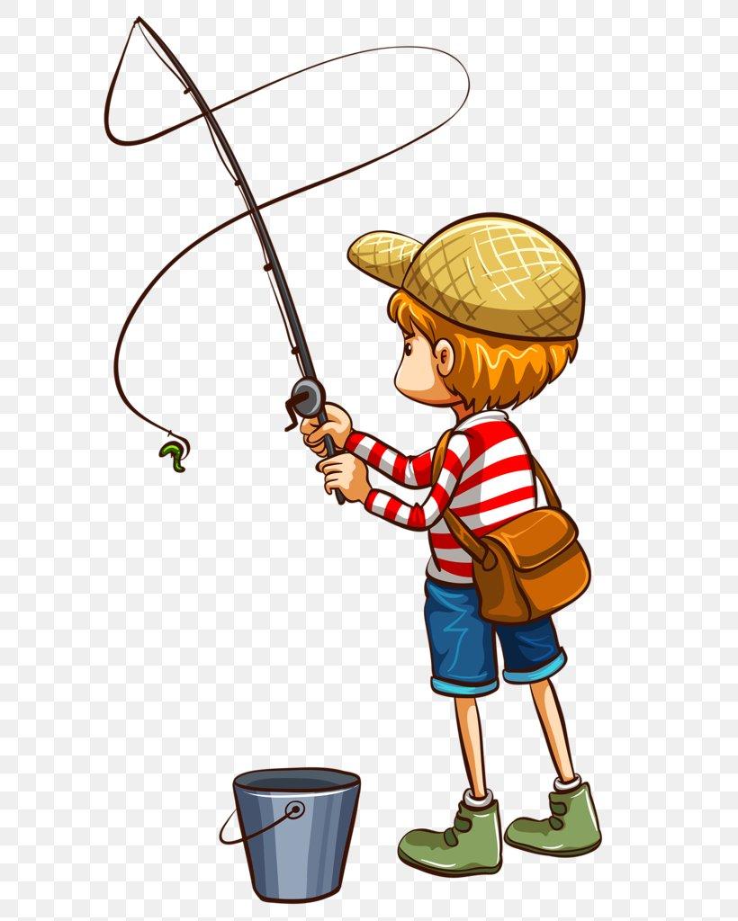 Fishing Rod Fisherman Clip Art, PNG, 635x1024px, Fishing, Art, Boy, Cartoon, Centerpin Fishing Download Free