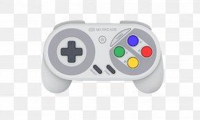 Joystick - Game Controllers Super Nintendo Entertainment System Joystick Wii Classic Controller PNG
