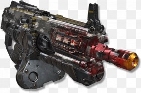 Machine Gun - Quake Champions Firearm Weapon Heavy Machine Gun PNG