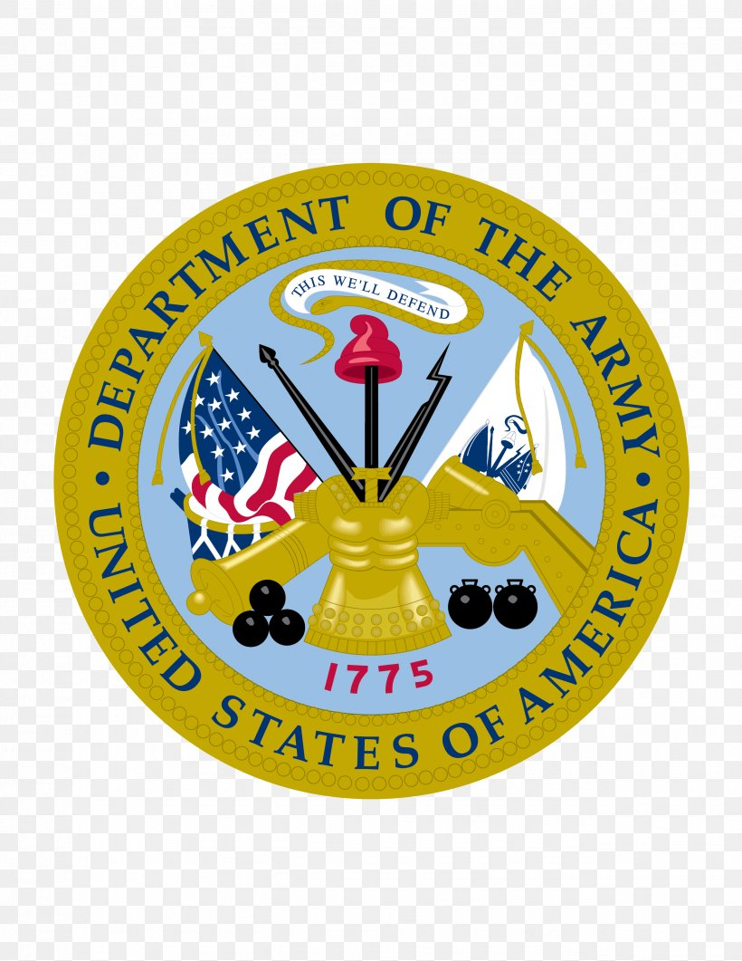 United States Department Of The Army United States Army United States Department Of War, PNG, 2550x3300px, United States, Army, Badge, Emblem, General Of The Army Download Free