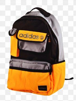 Adidas Orange Mountaineering Bags - Clip Art PNG