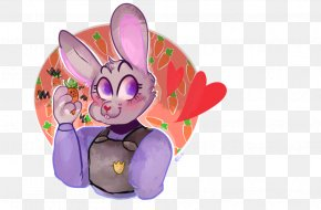 Easter - Easter Bunny Cartoon PNG