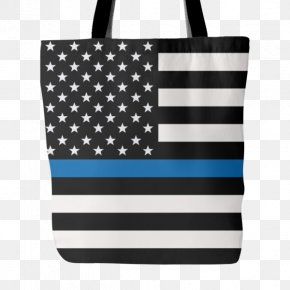 United States - Thin Blue Line The Thin Red Line United States Police Officer PNG