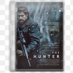 The Hunter - Poster Film PNG