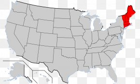 United States Presidential Election, 1992 Northeastern United States Republican Party Electoral College PNG